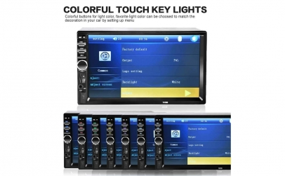 Radio Mp5 Player Auto - ecran LCD