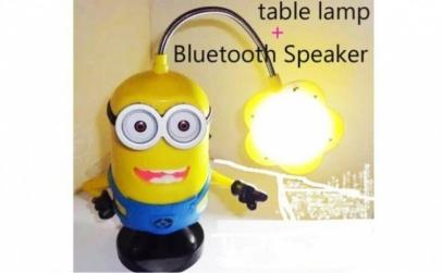 Lampa de birou portabila Minions