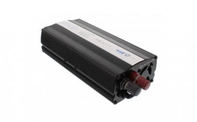 Invertor de tensiune 12V -  220V, USB,
