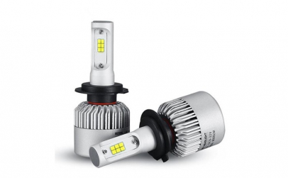 Bec LED S2 Lumileds cu chip Philips H4