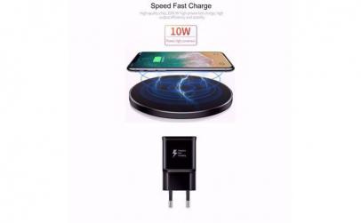 Incarcator Wireless Fast Charge 10w