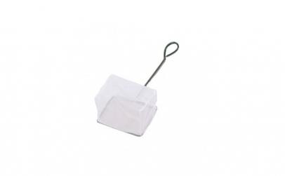 Plasa Ebi pentru pesti, 12 cm, alb
