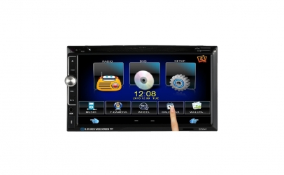 Dvd/CD Player auto TV analog
