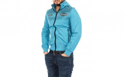 Jacheta albastra pentru barbati