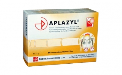 Supliment nutritiv Aplazyl, animale