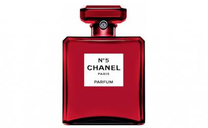 Apa de Parfum Chanel No. 5 Red Edition,