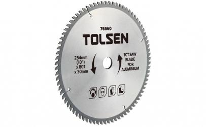 Disc circular cu vidia pentru aluminiu