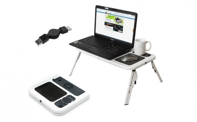 Masuta pliabila pentru laptop E-table
