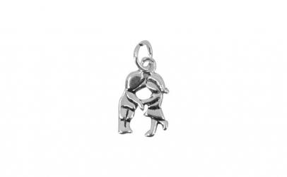 Pandantiv Argint 925, Model Cuplu
