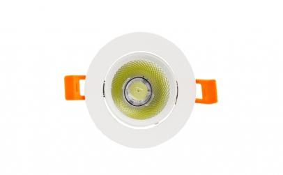 Spot LED 5w, incastrat, lumina rece