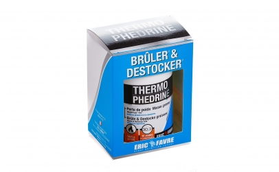 Thermophedrine - stimulant energetic