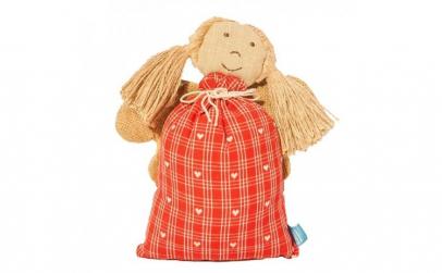 Jucarie Textila Angel Doll 22 cm UG