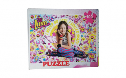 Puzzle Soy Luna Disney 100 de piese
