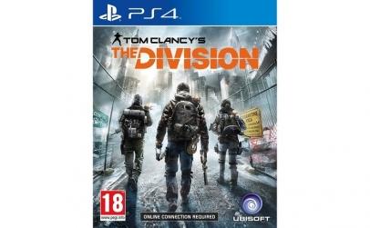 Joc The Division Pentru Playstation 4