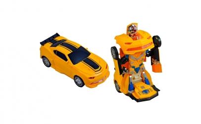 Masinuta Transformers galbena