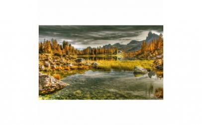 Fototapet peisaj mineral 450 x 269 cm