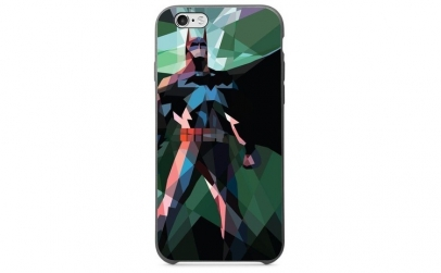 Husa Geometric Batman APPLE Iphone 5s