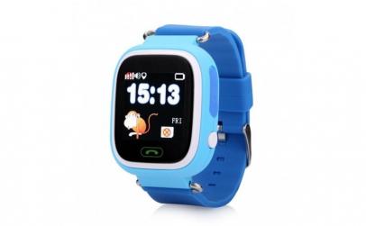 Ceas Smartwatch pentru Copii Albastru