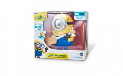 Minions Figurina interactiva Stuart