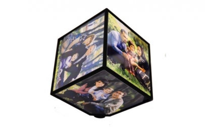 Cub rotativ rama foto