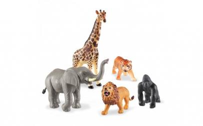 Set animale jungla   figurine mari