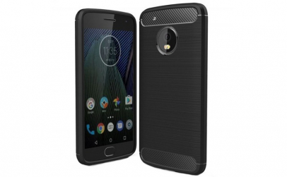 Husa Air Carbon Motorola Moto G5 Plus