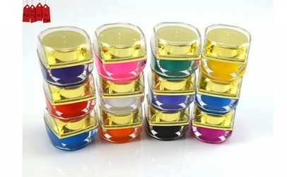 12 Geluri colorate