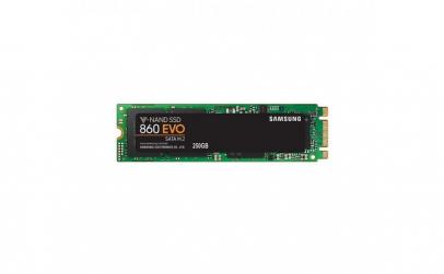 SM SSD 250GB 860EVO M.2 2280 MZ