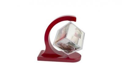 Cub foto rotativ magnetic