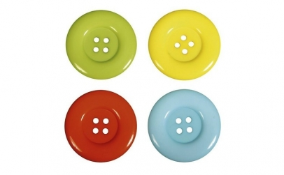 Set radiere nasturi colorati