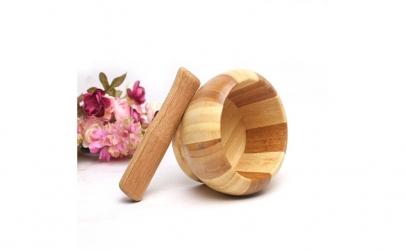 Mojar din bambus