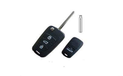 Carcasa telecomanda compatibila Hyundai