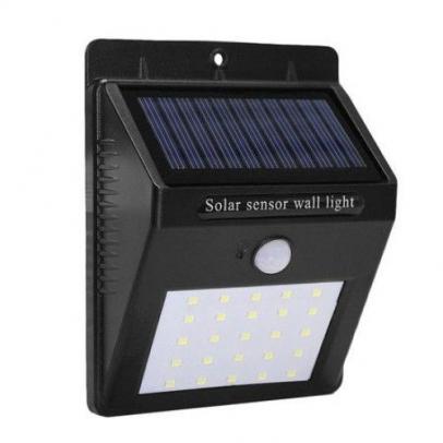 LAMPA 30X LED CU INCARCARE SOLARA SI