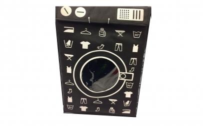 Cos de rufe din material textil