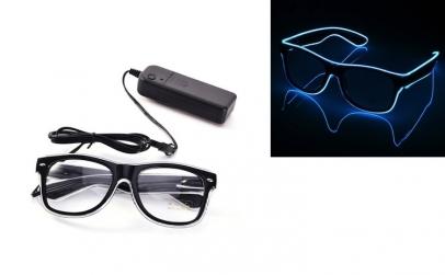 Ochelari cu LED albastru