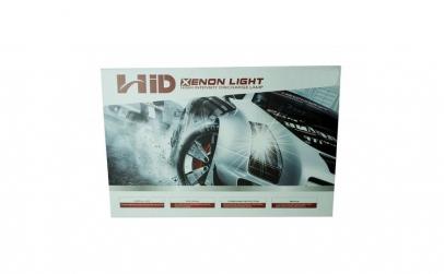 Kit Xenon cu Canbus H27 6000K 35W