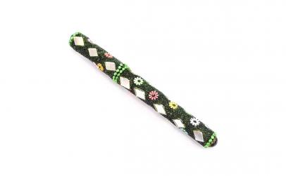 Pix Verde cu Capac, 12 cm