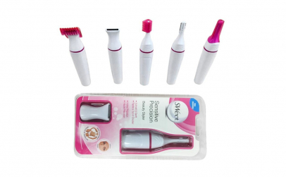 Epilator multifunctional 5 in 1