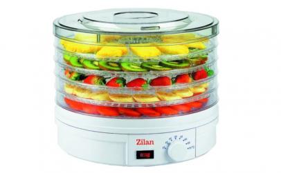 Deshidrator alimente, 245W Zilan