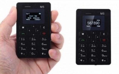 Mini telefon M5
