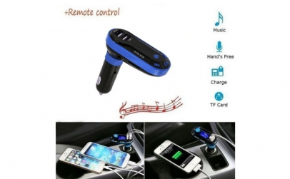 Modulator auto FM + Ochelari de condus