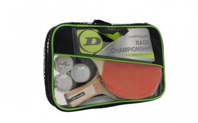Set complet tenis de masa Dunlop