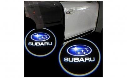 Lampi logo portiere universale Subaru