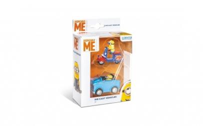 Minions  Set 2 vehicule  div. modele