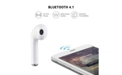 Mini Casca Bluetooth i7