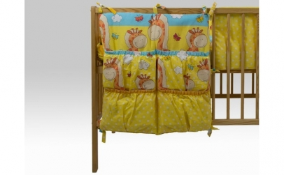 Buzunar Patut MyKids Happy Giraffe