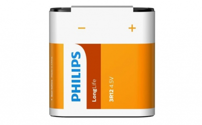 Baterie Philips LongLife 4 5V 1 blister