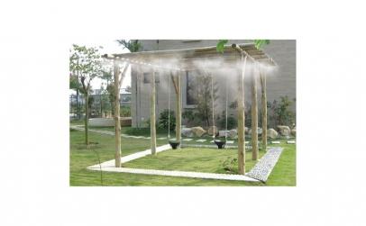 Sistem racire cu ceata, 10m