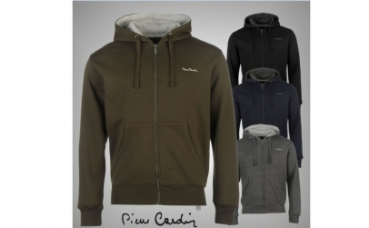 Hanorac barbati Pierre Cardin Full Zip