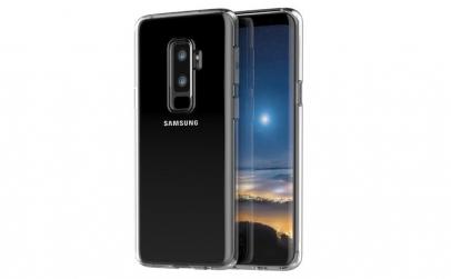 Husa Samsung A8 2018 Flippy 0.5 mm Tpu